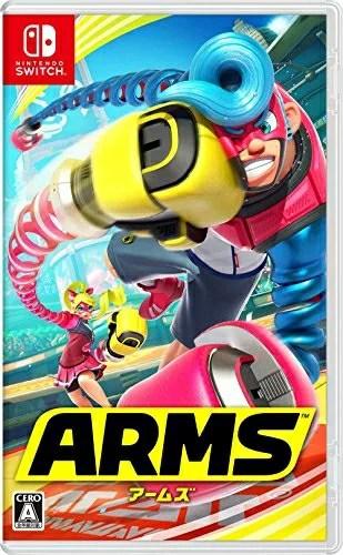 【メール便送料無料・即日出荷】新品 Nintendo Switch ARMS