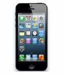 【中古】【安心保証】au iPhone5[64G] ブラック&スレート