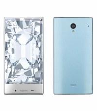 【中古】【安心保証】 SoftBank 305SH[BOX]+H ブルー