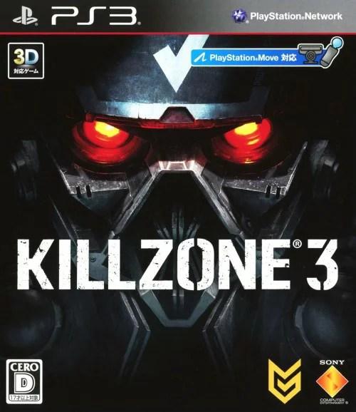 【中古】KILLZONE3ソフト:プレイステーション3ソフト/シューティング・ゲーム