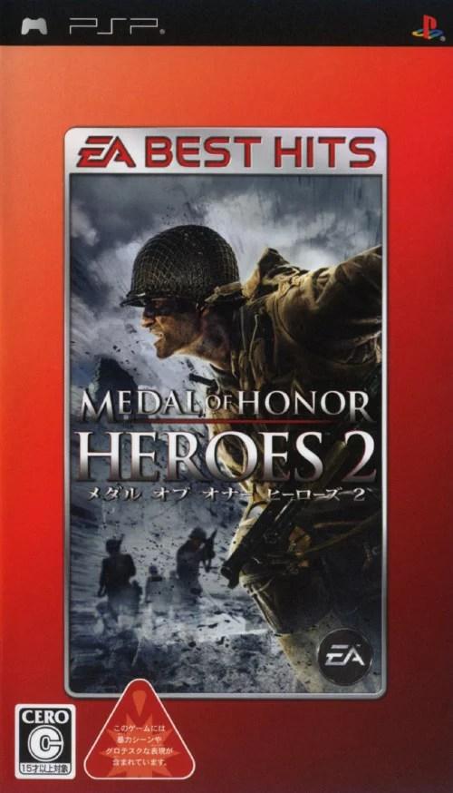 【中古】メダル オブ オナー ヒーローズ2 EA BEST HITSソフト:PSPソフト/シューティング・ゲーム