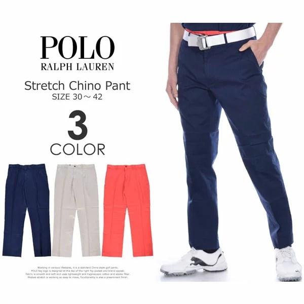 (福袋対象商品)ポロゴルフ ラルフローレン ゴルフパンツ メンズ パンツ ボトム ストレッチ チノ パンツ 大きいサイズ USA直輸入 あす楽対応