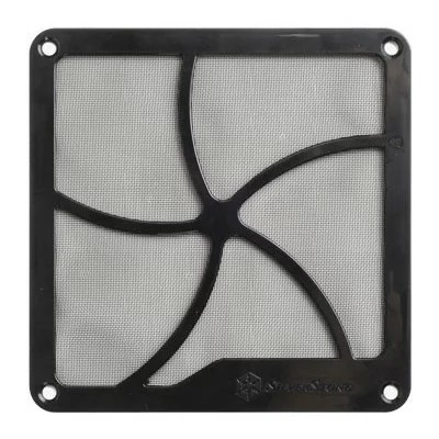 SilverStone SST-FF141 磁石で固定する14cm角ファンフィルター