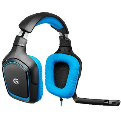 【Gaming Goods】ロジクール G430 ゲーミングヘッドセット Logicool Surround Sound Gaming Headset
