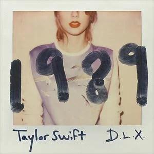 テイラー・スウィフト / 1989〜デラックス・エディション(デラックス盤/CD+DVD) [CD]