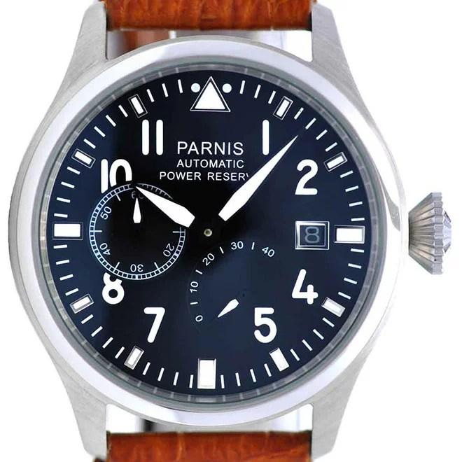 PARNIS パーニス 自動巻き 腕時計