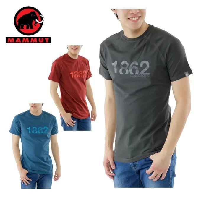 マムート ( MAMMUT ) アウトドア Tシャツ 半袖 メンズ ビンテージ 1041-09220