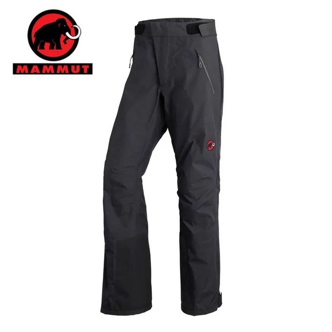 マムート MAMMUT ロングパンツ メンズ GORE-TEX GLACIER Pro Pants