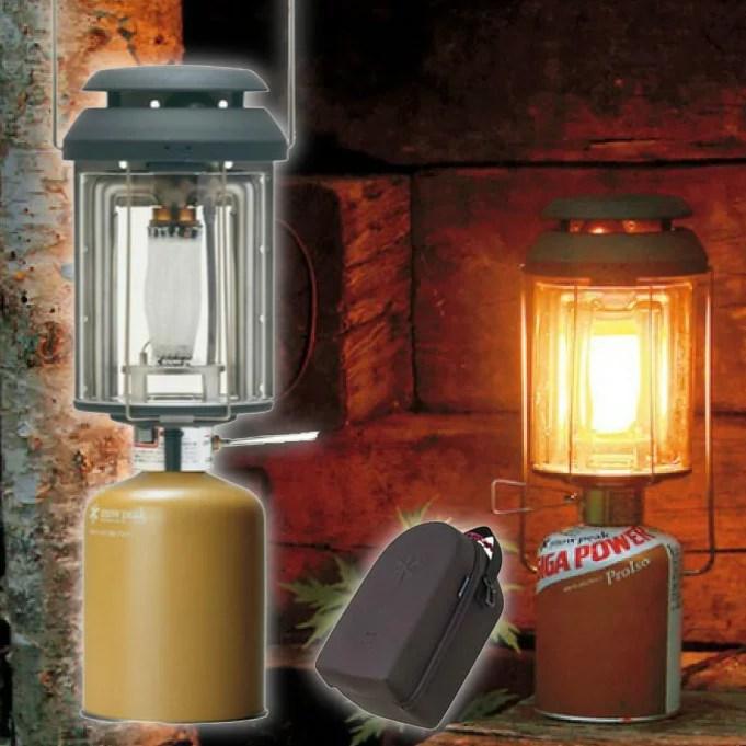 スノーピーク snow peak ガスランタン ギガパワー