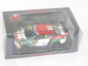 【送料無料】模型車 モデルカー スポーツカーシトロエンレースカタール143 citroen celysee wtcc 2016 winner race 2 qatar mbennani