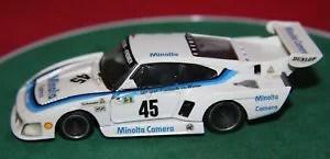 【送料無料】模型車 モデルカー スポーツカーホワイトメタルクレーメルポルシェルマンモデルカーhand built 143 white metal amr bam kremer porsche 935 k3 le mans 1979 model car