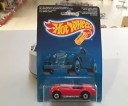 【送料無料】模型車 モデルカー スポーツカーホットオリジナルボックスホイールクラシックコブラhot wheels classic cobra in red 25..
