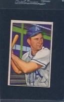 【送料無料】スポーツ メモリアル カード #クラーク1952 bowman 130 allie clark athletics vgex 52b130303153