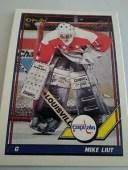 【送料無料】スポーツ メモリアル カード 19911992ochee154マイクluit19911992 opeechee 154 mike luit