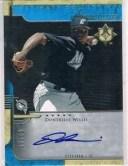【送料無料】スポーツ メモリアル カード 2005dwドントレルウィリス17692005 ultimate collection signatures dw dontrelle willis ..