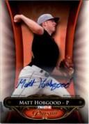 【送料無料】スポーツ メモリアル カード 2010トライスター85マットhobgood80サイン2010 tristar pursuit autographs 85 matt hobgo..