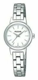 【送料無料】 腕時計 パルサーレディースステンレススチールpulsar ladies stainless steel watch ptc551x1pnp