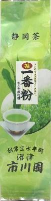 粉茶 「一番粉 (薮北粉茶) 380g入」 静岡茶 静岡茶の通販 沼津・市川園