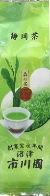 静岡茶 煎茶 森の茶300g袋入 会社用 家庭用 静岡茶の通販 沼津・市川園