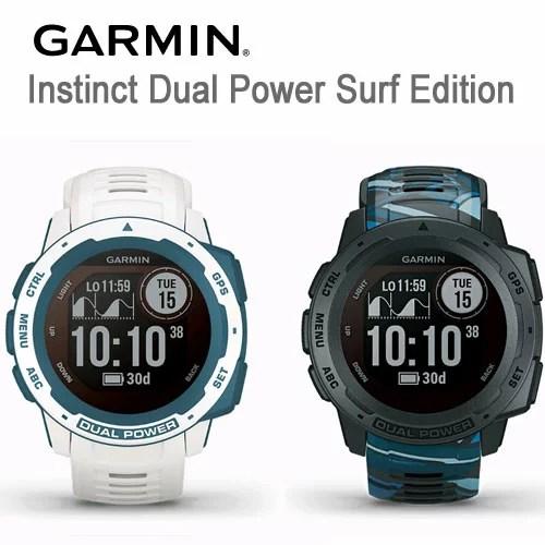 サーフィン機能搭載!Garminの腕時計とは?