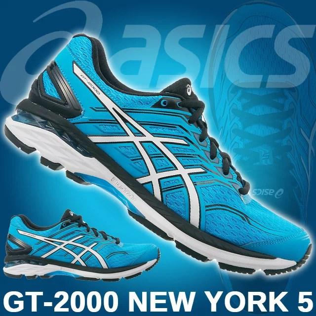 ☆☆ランニングシューズ アシックス メンズ ニューヨーク5 フルマラソン GT-2000 NEW Y
