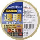 3M スコッチ透明梱包用テープ375SN 375SN 1パック