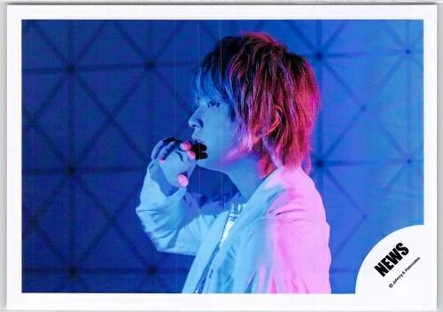 NEWS・【公式写真】・手越祐也・2019・・最新ジャニショフォト・・