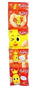 亀田製菓 ハッピーターンミニ4連 60g【イージャパンモール】