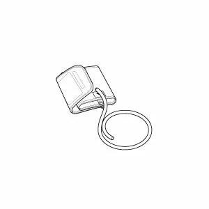 HEM-CUFF-S24GY オムロン 血圧計用 腕帯(細腕用)【エアプラグが細