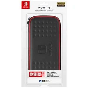 【Nintendo Switch】タフポーチ for Nintendo Switch ブラック×レッド 【税込】 ホリ [NSW-011]【返品種別B】【RCP】