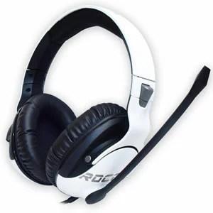 ROC-14-621-AS ロキャット ゲーミングヘッドセット「KHAN PRO」(ホワイト)