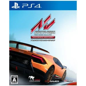 【PS4】アセットコルサ アルティメット・エディション オーイズミ・アミュージオ [PLJM-16254 PS4 アセットコルサ UE]