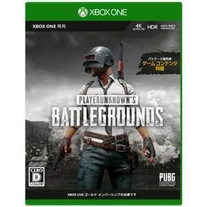 【Xbox One】PLAYERUNKNOWN'S BATTLEGROUNDS 製品版 マイクロソフト [JNX-00024 Xone PUBG]