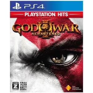 【PS4】GOD OF WAR III Remastered PlayStation Hits ソニー・コンピュータエンタテインメント [PCJS-73512 PS4 ゴッドオブウォー3 リマスター PSHits]