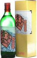 東京都 青ヶ島酒造 青酎あおちゅう 青宝 菊池松太郎芋焼酎 30度 700ml オリジナル化粧箱入