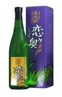 東京都 青ヶ島酒造恋ヶ奥(こいがおく) 麦焼酎 30度 720mlオリジナル化粧箱入