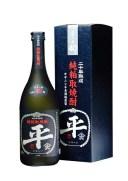 山形県 樽平酒造たるへい純粕取り本格焼酎二十年 40度 720mlオリジナル化粧箱入り
