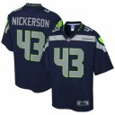NFL PRO LINE シアトル シーホークス プロ チーム ジャージ カレッジ & 【 TEAM PARRY NICKERSON SEATTLE SEAHAWKS BIG TALL COLOR PLA..