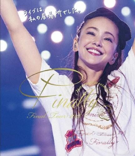 【送料無料】【通常盤Blu-ray】namie amuro