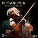 世紀のチェリスト(3CDベスト)【輸入盤】▼/ムスティスラフ・ロストロポーヴィチ[CD]【返品種別A】