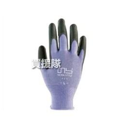 ユニワールド 農家さん手袋 パープルS NSR-45 [カラ
