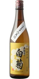 ☆【日本酒】奥能登の白菊(おくのとのしらぎく)特別純米 原酒 八反錦 29BY 720ml