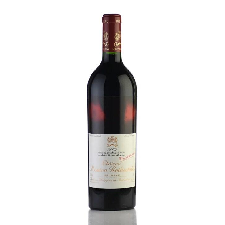 シャトー ムートン ロートシルト 2009 ロスチャイルド フランス ボルドー 赤ワイン新春セール★特別価格