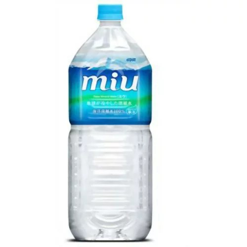 【ケース販売】ダイドー ミウ 海洋深層水100% 2L×6本[水 ミネラルウォーター MIU(ミウ) 国内名水 ケンコーコム]