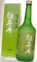 緑茶房(りょくさぼう)720ml(25度)