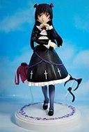 【中古】一番くじプレミアム 俺の妹がこんなに可愛いわけがない B賞 黒猫 プレミアムフィギュア 単品