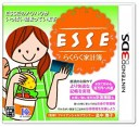 【中古】ESSEらくらく家計簿 - 3DS