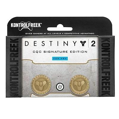 destiny2 CQC Signature Edition 金 PS4 PS5※パッケージはPS4ですが、PS5でも使えます。【メール便のみ送料無料】Playstation 4 コントロールフリーク ディスティニー2FPS FREEK DESTINY2正確性を高め、親指の疲れを和らげる [並行輸入品]