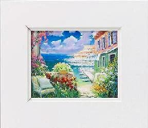 「目覚めのキス」マルコ マヴロヴィッチ・風景画アートポスター[絵画通販]【壁掛けフック付き】【絵のある暮らし】