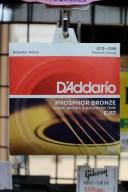 D'Addario EJ17 Medium ダダリオ [WEB特価]《アコースティックギター弦》【新品】【クロサワ楽器池袋店WEB SHOP】